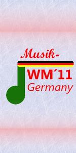 Logo der Musik-WM 2011