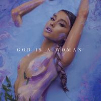 God Is a Woman cover