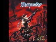 Rhapsody (of Fire) - Triumph for my magic Steel