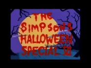 All The Simpsons Treehouse Of Horror End Credits Music