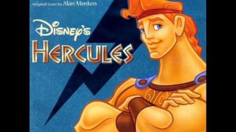 10 I Won't Say (I'm In Love) - Hercules An Original Walt Disney Records Soundtrack
