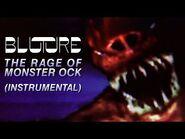 Bluture - The Rage of Monster Ock (Instrumental)