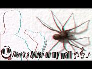 There's a Spider on my wall song 🎶 Official Funny Music Video by Randem Gamor