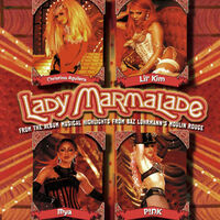 Lady Marmalade cover