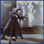 Visage cover
