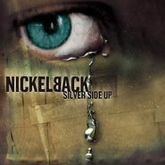 Nickelback - Silver Side Up - CD cover