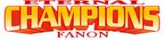 Eternal Champions Fanon Wordmark