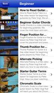 Freeguitar videos