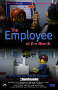 The Employee of the Month Poster
