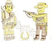 Jake Raines and Mac McCloud