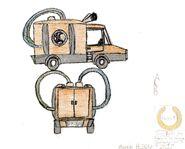 Skunkbuster Van
