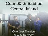 Com 50-3: Raid on Central Island