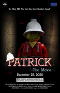 Patrick The Movie Poster