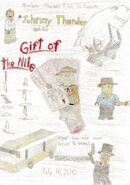 Johnny Thunder and the Gift of the Nile Poster