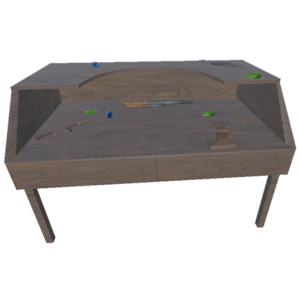 Goldsmith`s Table