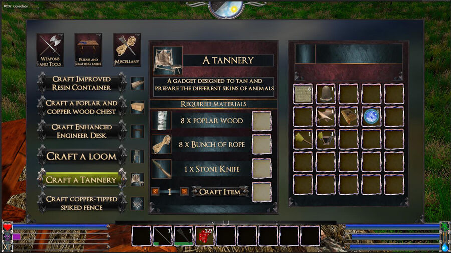 A Tannery