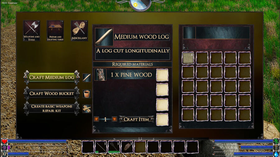Medium Log