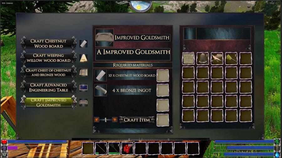 Improved Goldsmith