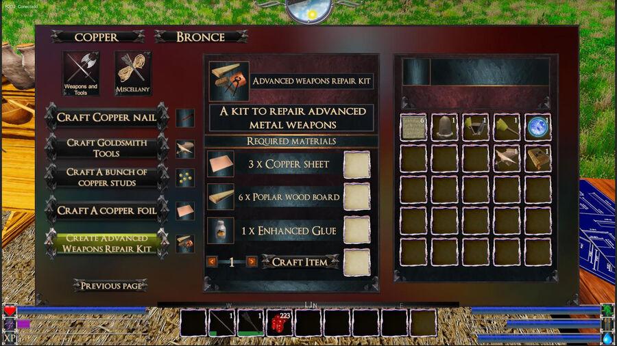 Advanced Weapons Repair Kit