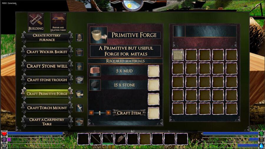 Primitive Forge