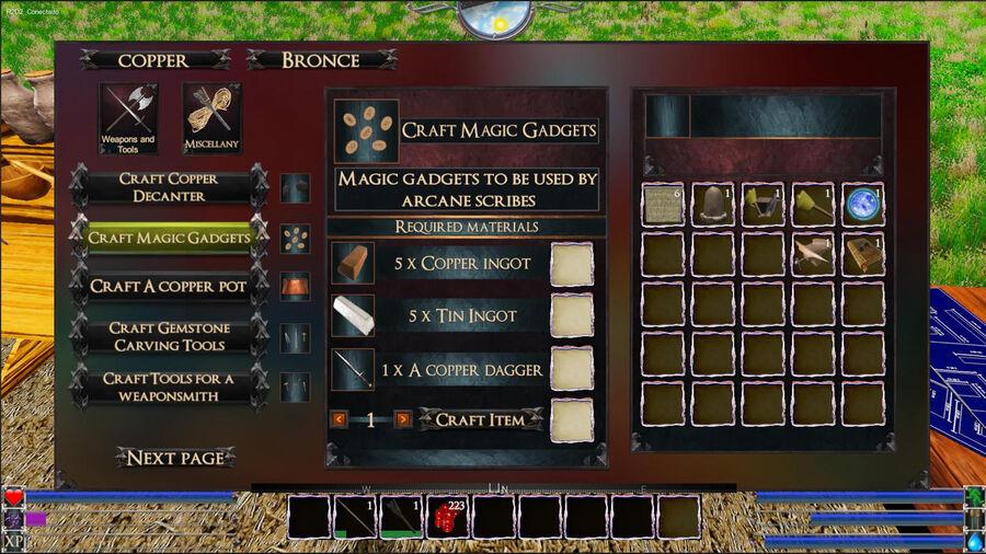 Magic Gadgets