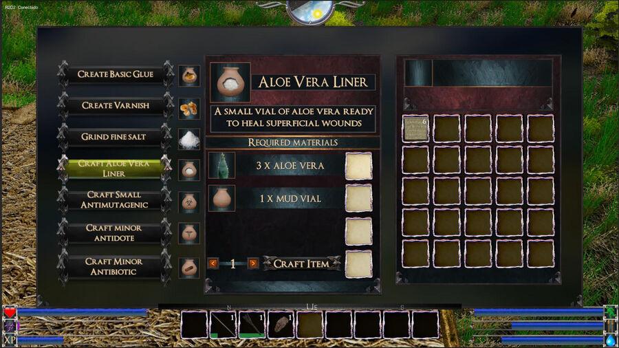 Aloevera Liner