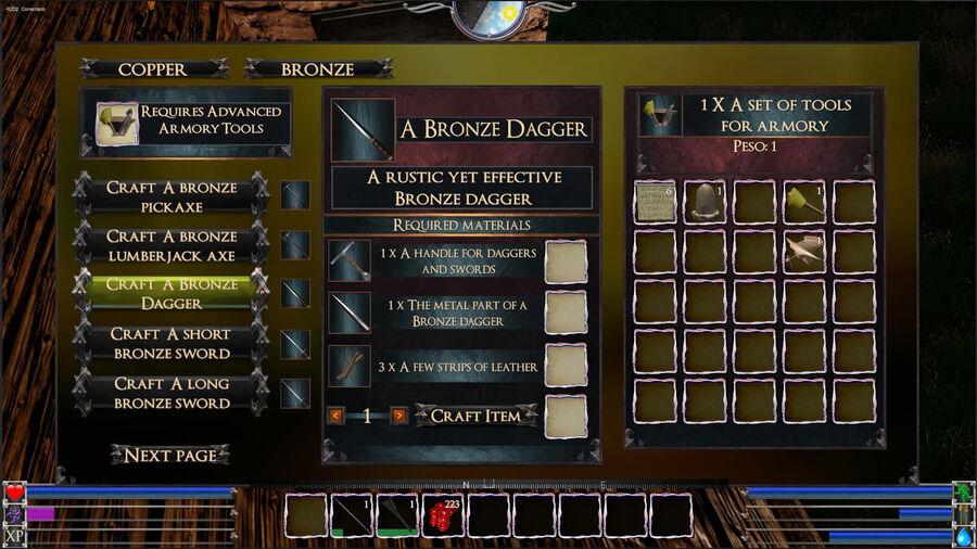A Bronze Dagger