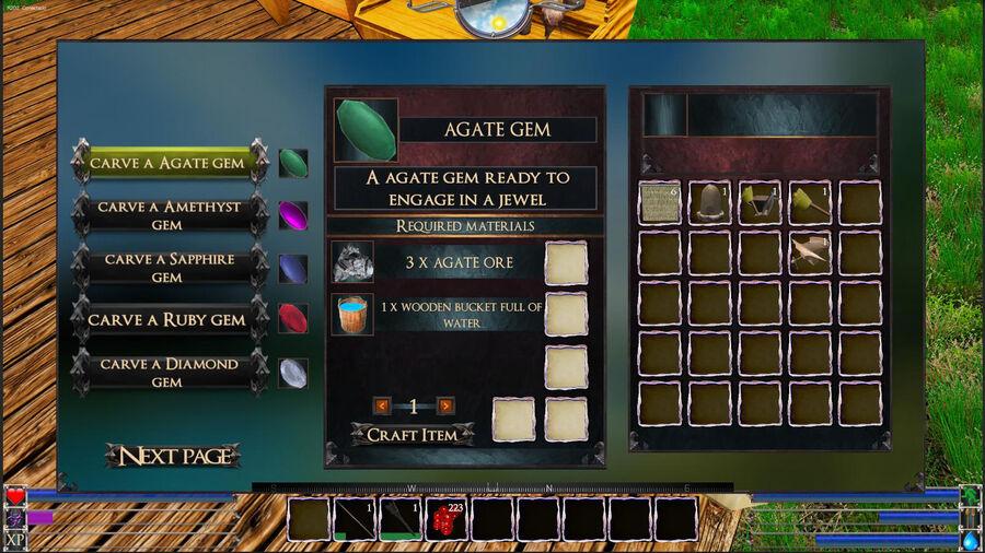 Agate Gen