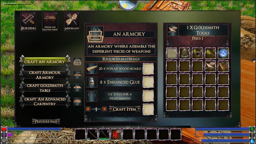 An Armory