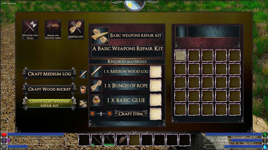 Basic Weapons Rapair Kit