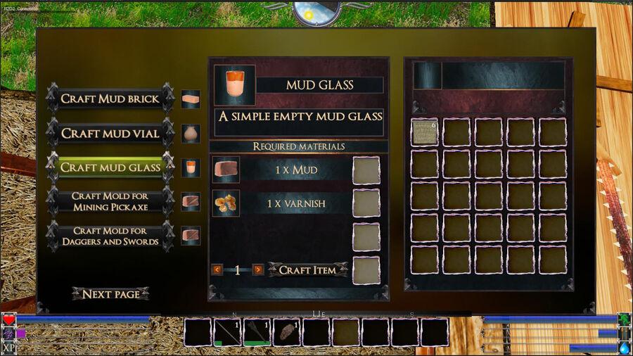 Mud Glass