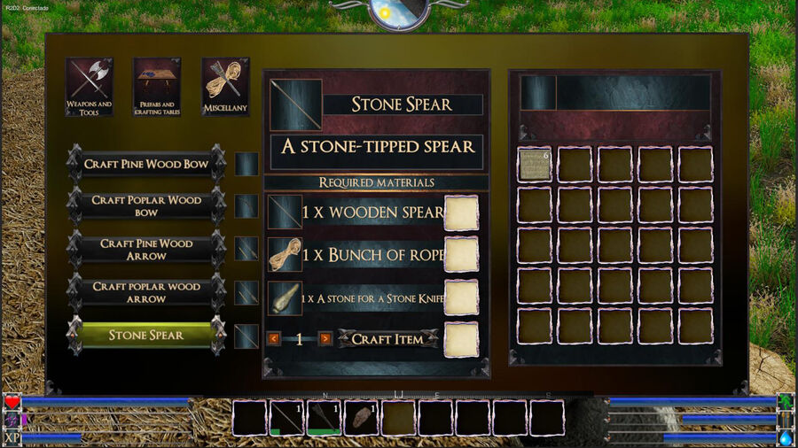 Stone Spear