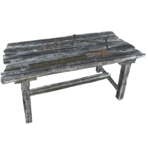 Carpentry Table