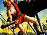 Mighty Samson Cast