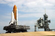 STS-114 rollout.jpg