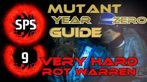 How to Clear Rot Warren Without Any Damage? - Mutant Year Zero Very Hard - Guide Ep