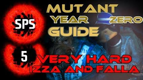 How To Clear Izza And Fala Without Any Damage? - Mutant Year Zero Very Hard - Guide Ep