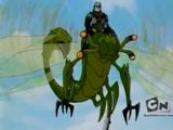 Mutant Lepidopterran