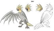 Ben 10 Mutant Parrot design by Devilpig