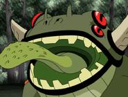 Mutant Frog's tongue 001