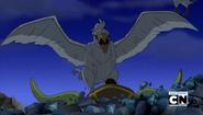 Mutant Seagull (Ultimate Alien) 006