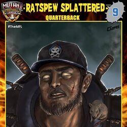 Ratspew Splattered