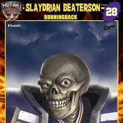 Slaydrian Beaterson