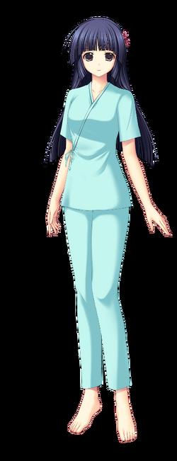 Yuzuka Chronicles 04 Gown.png