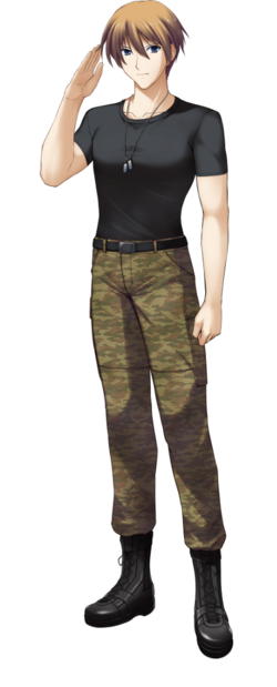 Wilbert Chronicles 04 Fatigues.png