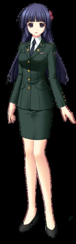 Yuzuka Chronicles 04 Uniform.png