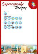 Recipes Supercupcake