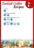 Recipes Turkish Coffee