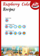 Recipes Raspberry Cake