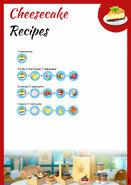 Recipes Cheesecake
